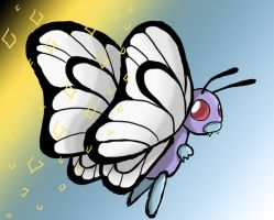 #12 Butterfree by CoolWhipSD
