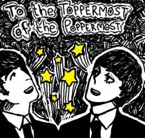 The Beatles- To the Toppermost of the Poppermost by zamzaam