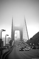 golden gates disappear by stranj