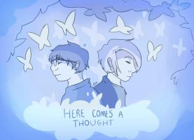Here Comes A Thought by SpangleSister