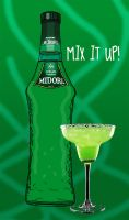 Drinks with Friends 22 - Midori Mix by resresres