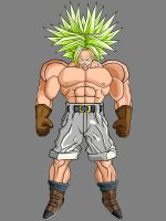Trunks GT lssj by theothersmen