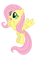 Fluttershy by BlondeauJ