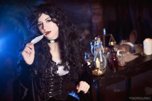 The Witcher - Yennefer_2 by GreatQueenLina