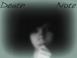 Me as L from Death Note by ShadowWasHere