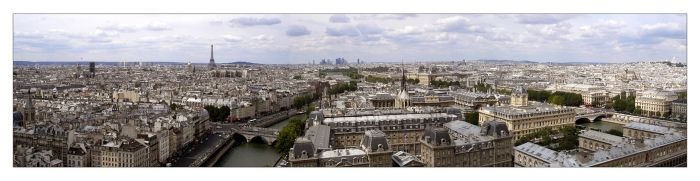 Sous le ciel de Paris by whiteblur