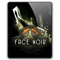 Face Noir by dylonji