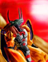 Wargreymon by DragonStar11102