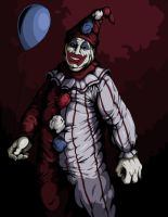 John Wayne Gacy by petex