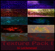 Premade Textures Pack I by Lengels-Stock