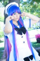 Stocking Sailor 3 by BlackPriest0
