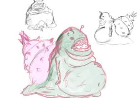 Whelk by Squidinkify