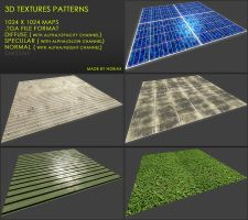Free textures pack 32 by Nobiax