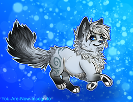 Chibi Angi Frost - Let's go play in the snow? by lottsnott