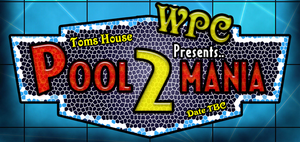 WPC Poolmania 2 logo ( WWE wrestlemania logo edit) by ads2142