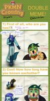 PKMC: Double meme with Lullaby and Geir by Bulbiekins