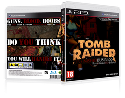 Tomb Raider HD Edition by lousee34