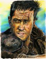 Max Rockatansky by EatToast