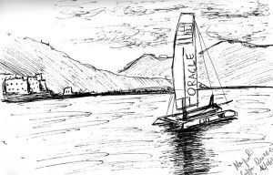 Napoli - America's cup by Lemures87