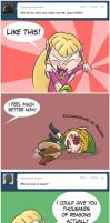 Ask Angry zelda set1 by renzus