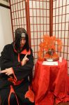 My Awesome Itachi Statue by Tsume Art by pikabellechu