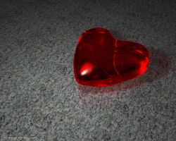 Heart of Glass by LuCk-aGe