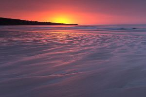 Sunrise over Boddin Point by Greg-McKinnon