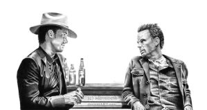 Justified : We Dug Coal Together by adavesseth