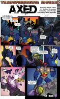 Axed by Transformers-Mosaic