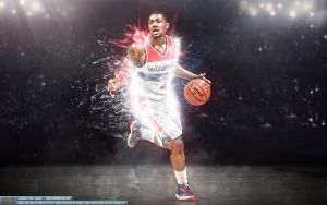 Bradley Beal by Sanoinoi