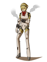 aigis by Aristolochioides