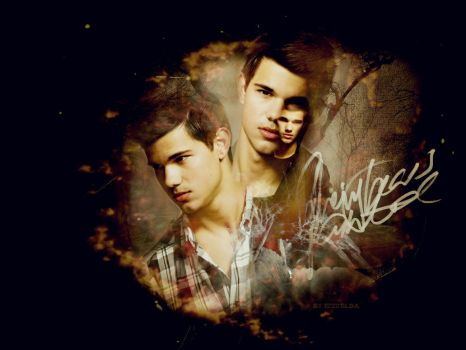 Taylor Lautner by izzzolda