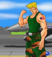 Guile by Mawnbak