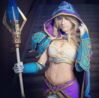 Jaina World of Warcraft Cosplay by team2heavy