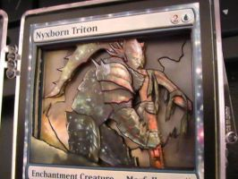 Nyxborn Triton: 3D by Hurley-Burley-Alters