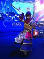 League of Legends: Wukong by SilentCircus90