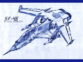 SF-46A1 by TheXHS