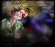 Hetalia: Madness by wasipol