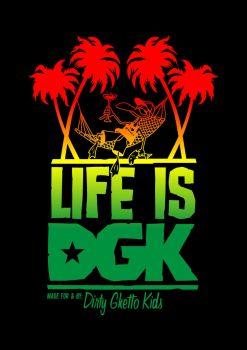 Life is DGK by linkinos