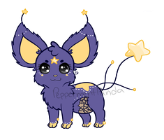 [Closed] Semi-Rare Star Unapi by PeppermentPanda