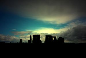 Stonehenge by Destroth