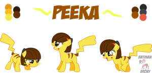 Peeka by BatmanBrony