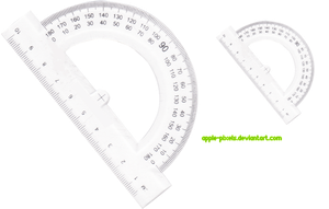 Protractor_PNG by apple-stocks