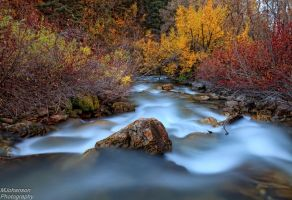 The Rolling River by mjohanson