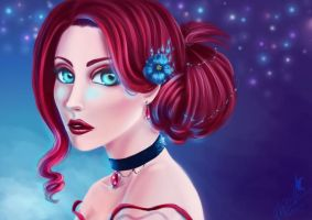 Red Passion by Sorayiel