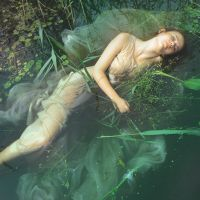 Ophelia II by losesprit