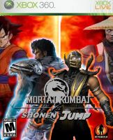 Mortal Kombat vs. Shonen Jump by vsking123