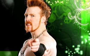 ::Sheamus:: by KymmieCup