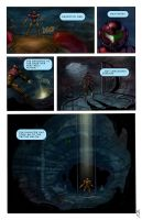 Metroid page 2 by electronicron