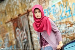 Hijab by githanst